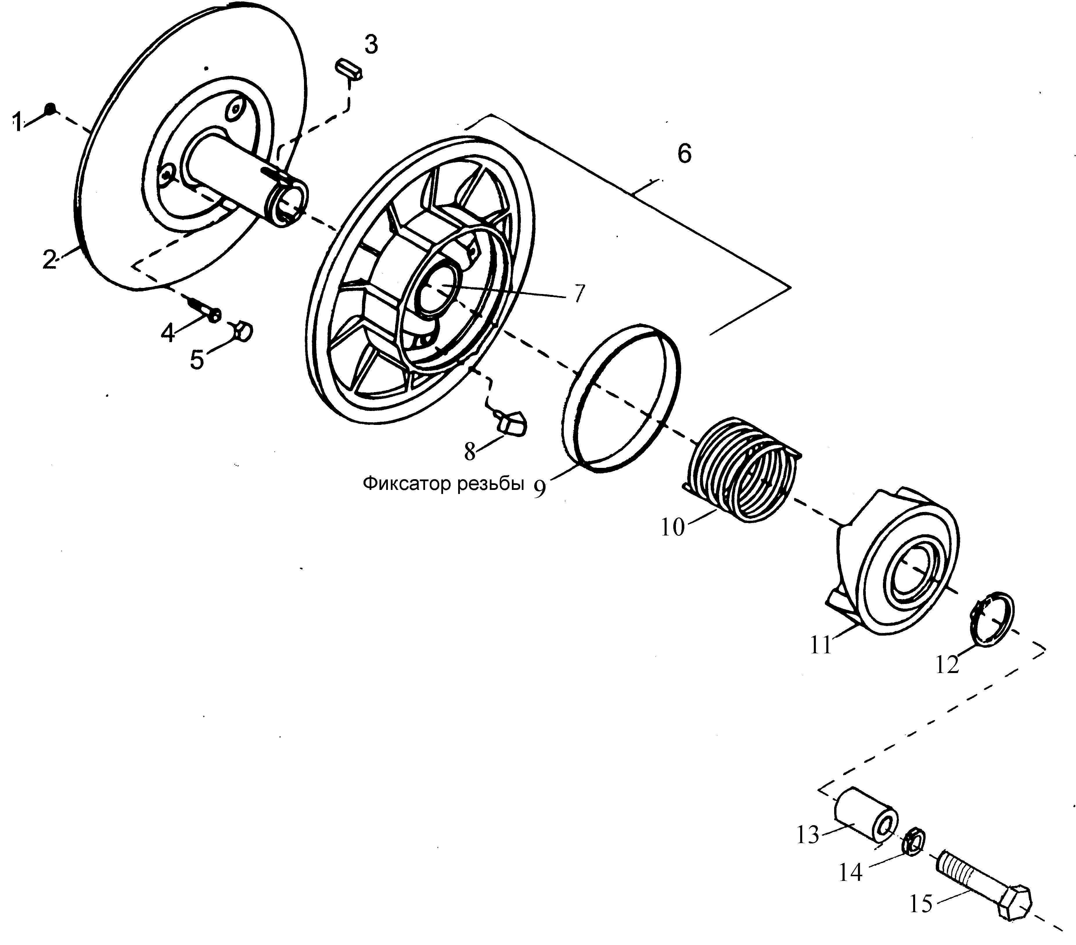 Инструкция по ремонту и эксплуатации снегохода тайга